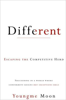 Different - Escape the Competitive Herd